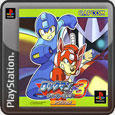 Mega Man 3 PlayStation 3 Front Cover