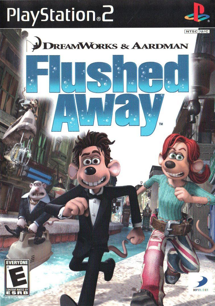 Flushed Away For Gamecube 2006 Mobygames