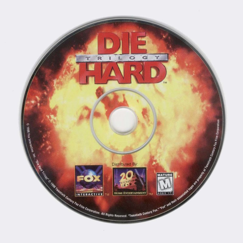 Die Hard Trilogy Windows Media