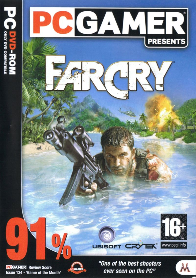 Far Cry 2004 Windows Box Cover Art Mobygames