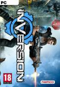 Inversion Windows Front Cover