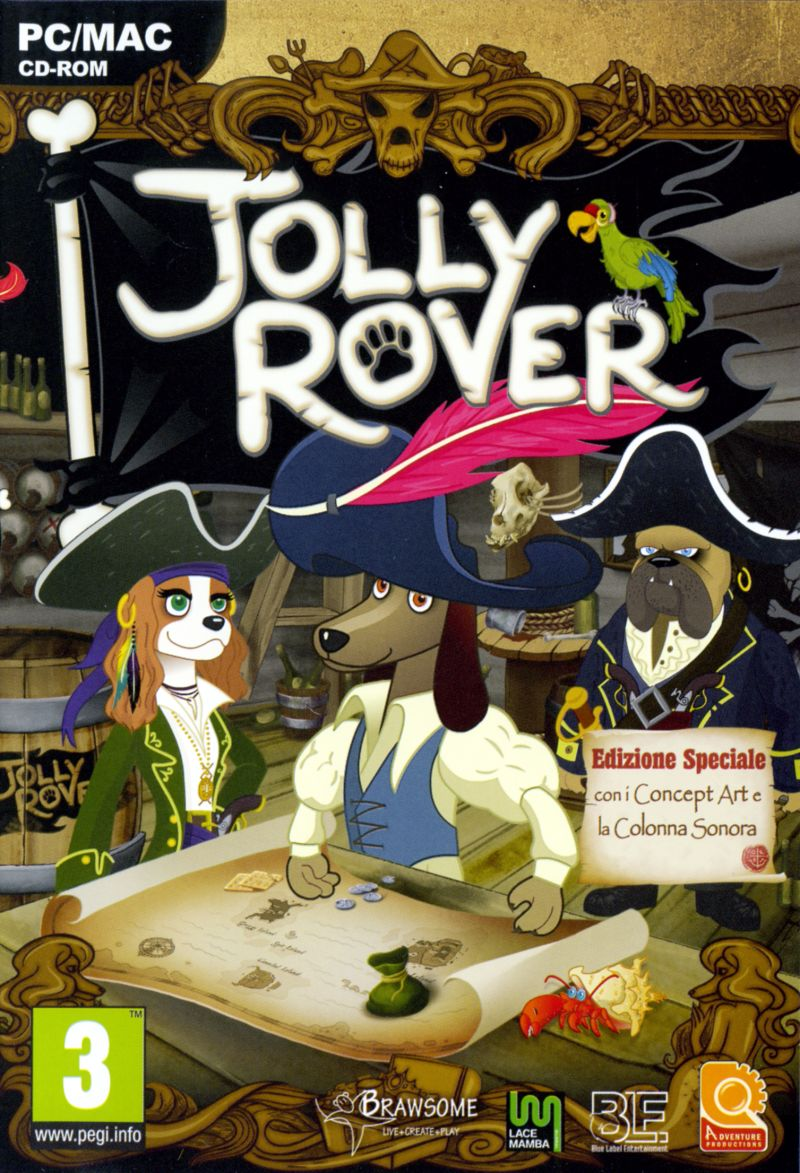 Jolly Rover (Special Edition)
