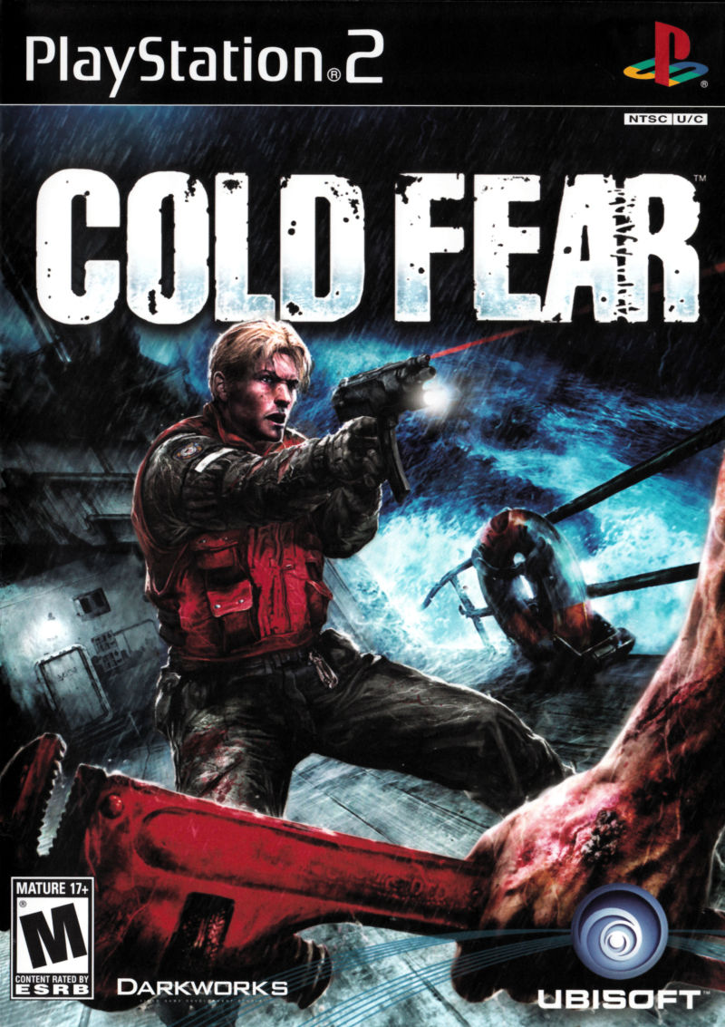 Cold Fear For Playstation 2 2005 Trivia Mobygames