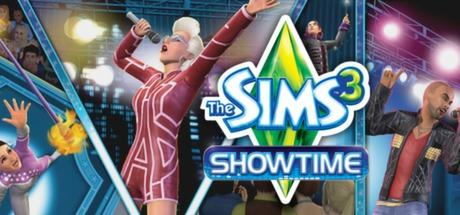 The Sims 3: Showtime Windows Front Cover