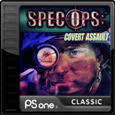 Spec Ops: Covert Assault PlayStation 3 Front Cover