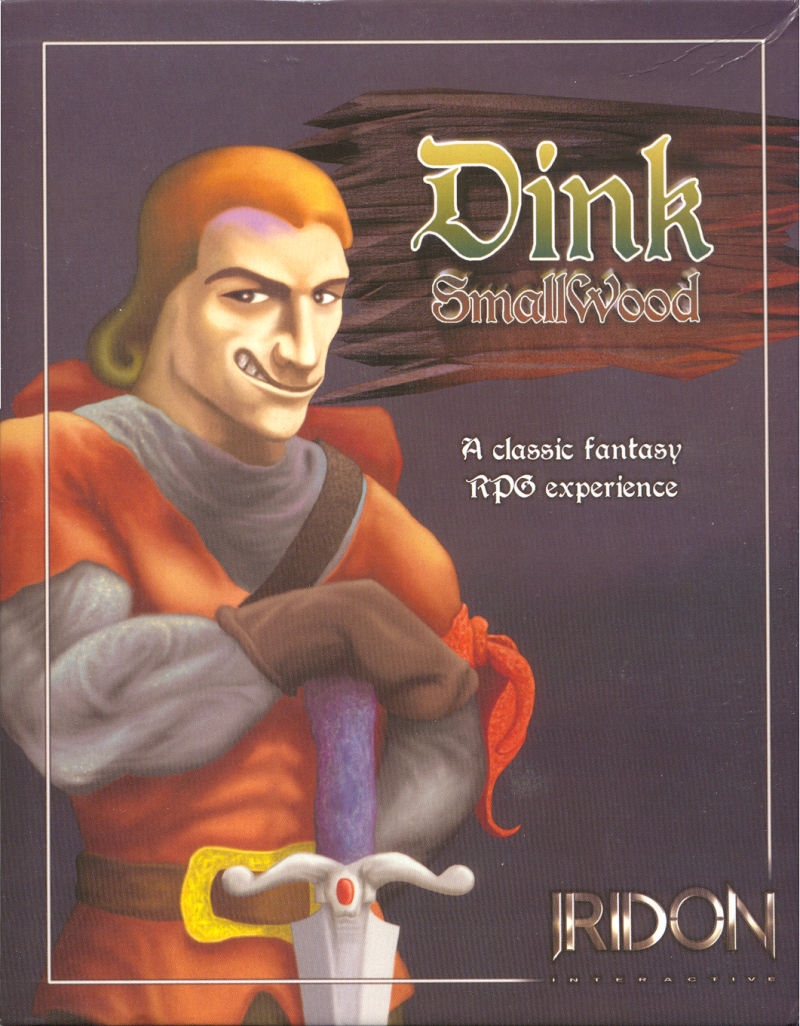 Dink SmallWood Windows Front Cover