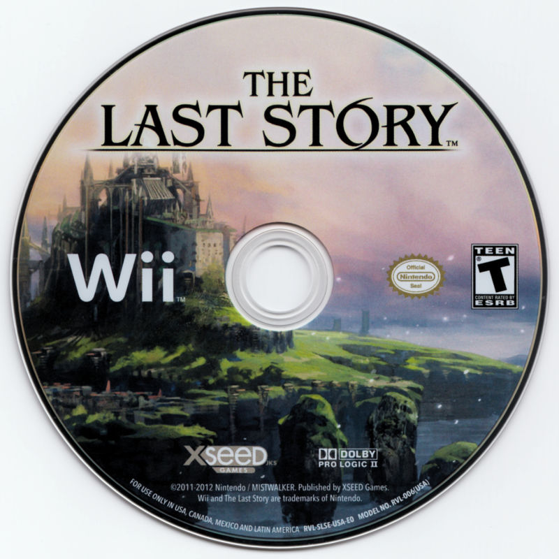 The Last Story Wii Media