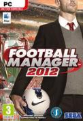 Football Manager 2012 Macintosh Front Cover