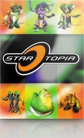 Startopia Windows Front Cover