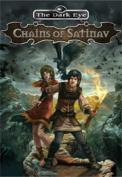 The Dark Eye: Chains of Satinav Windows Front Cover