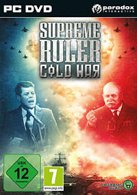 Supreme Ruler: Cold War Windows Front Cover