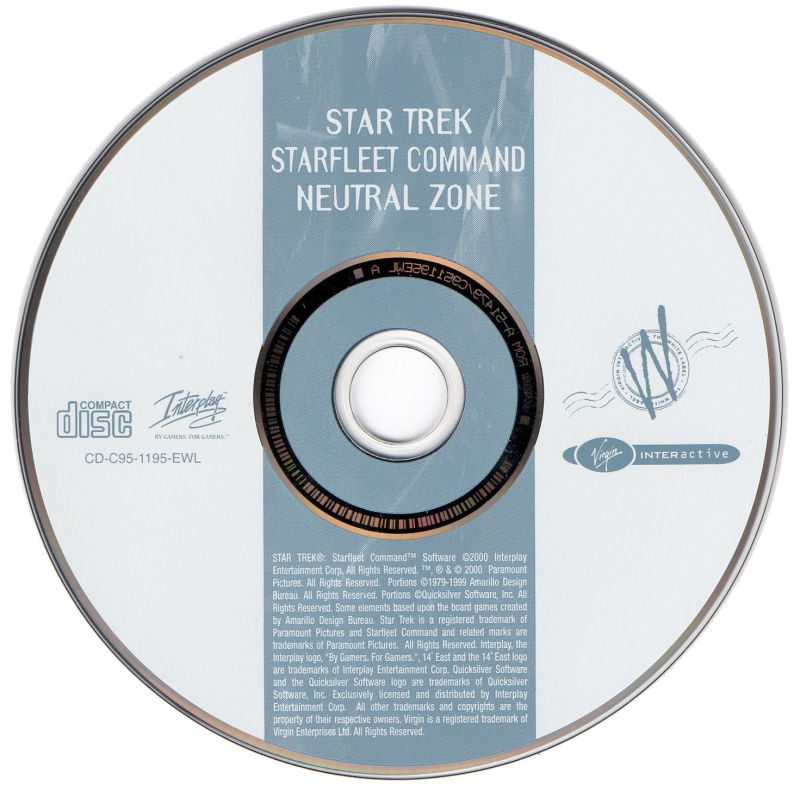 Star Trek: Starfleet Command - Neutral Zone Windows Media