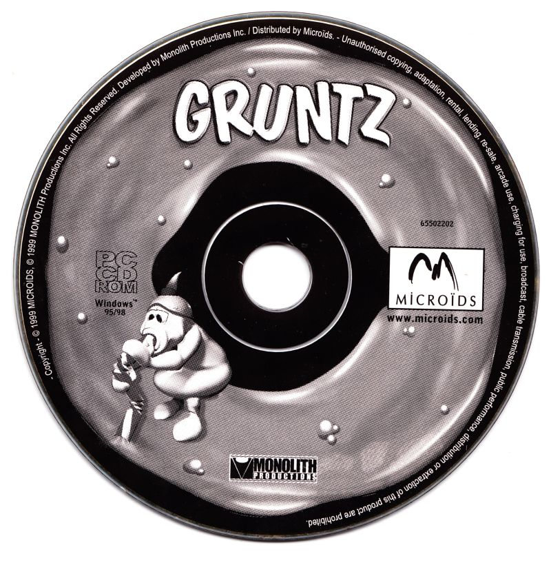 Gruntz Windows Media