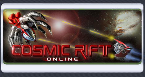 Cosmic Rift Windows Front Cover