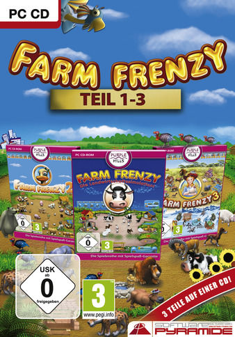 Farm Frenzy Teil 1-3