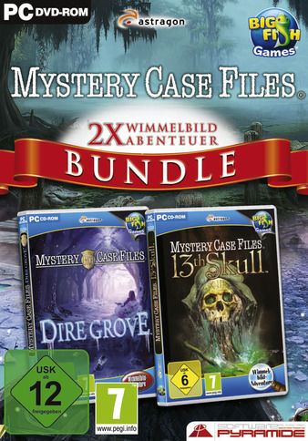 Mystery Case Files: Bundle Windows Front Cover