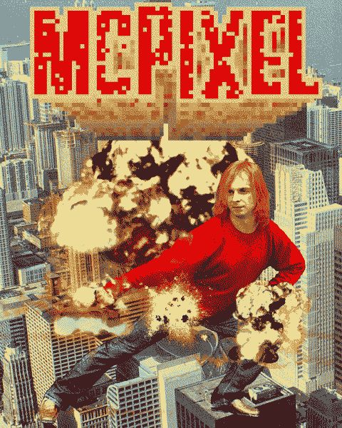 McPixel Linux Front Cover