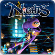 NiGHTS into Dreams... PlayStation 3 Front Cover
