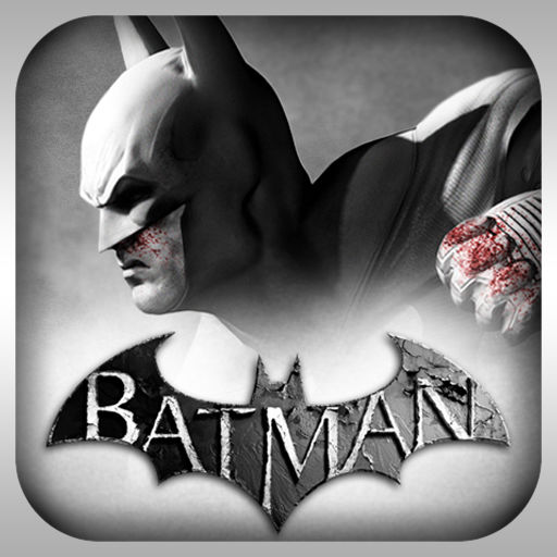 Batman: Arkham City Lockdown Android Front Cover