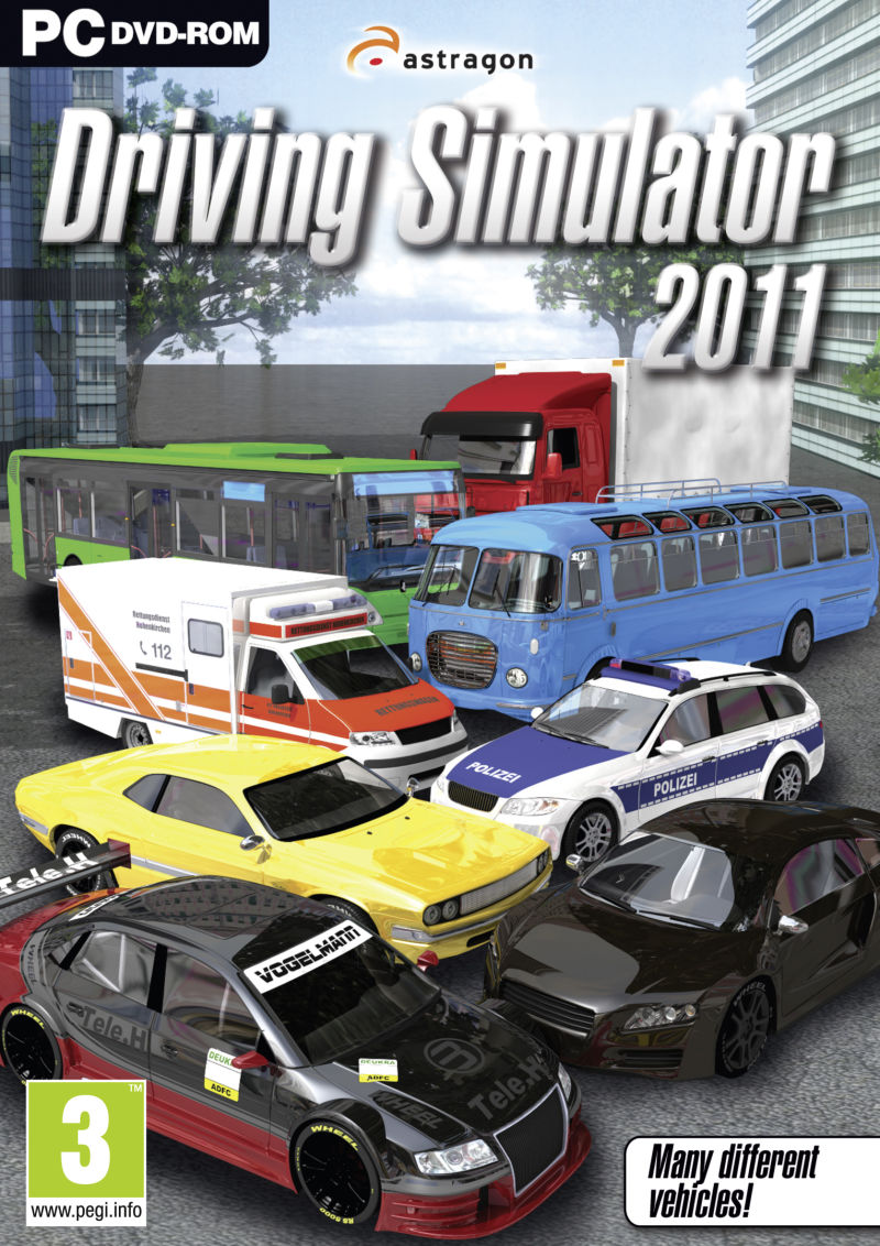 Driving Simulator 2011 For Windows 2010 Mobygames