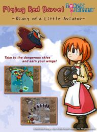 Flying Red Barrel ~Diary of a Little Aviator~
