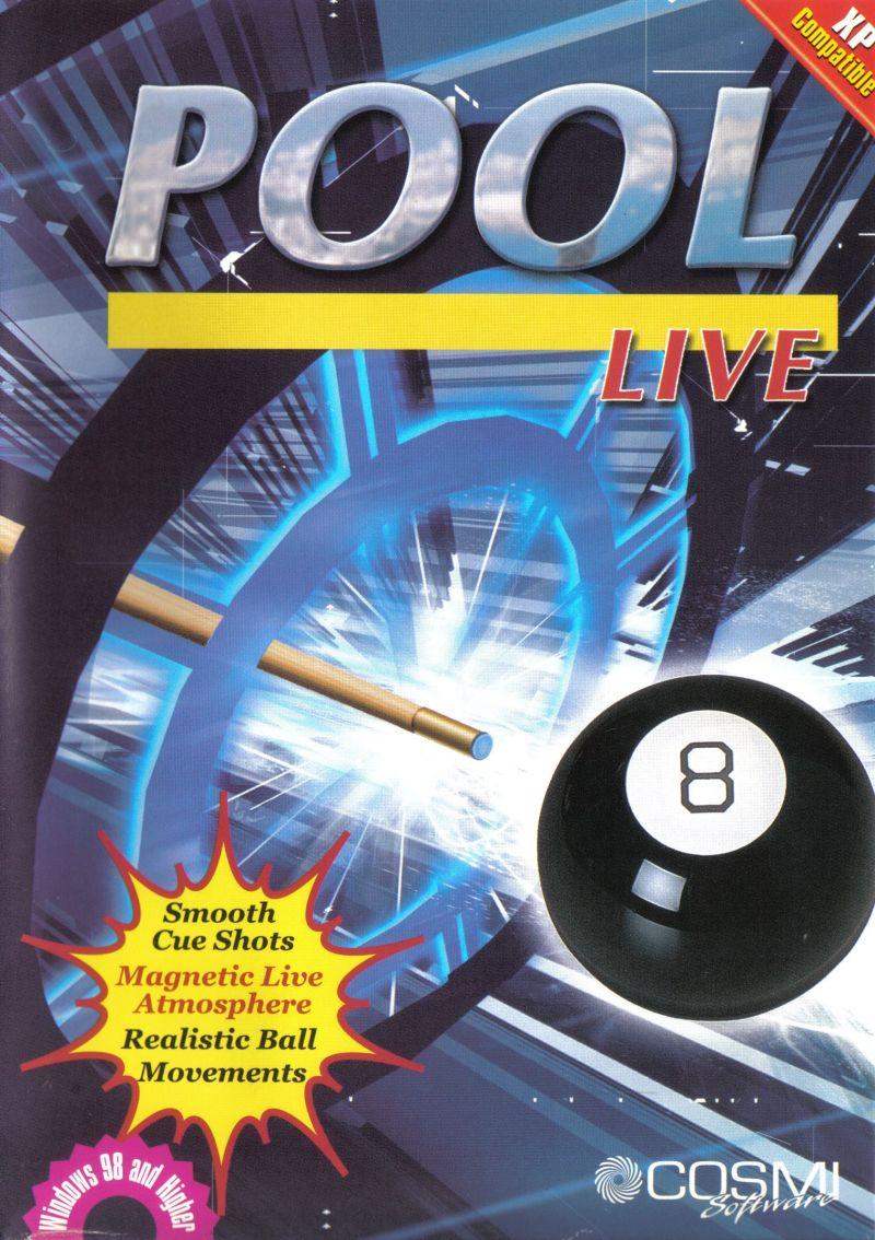 Live Pool Windows Front Cover