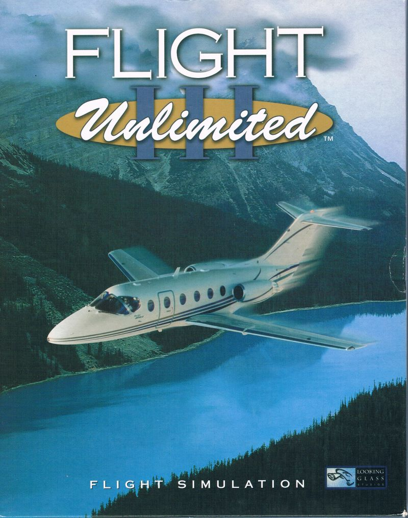 Flight Unlimited III Windows Front Cover