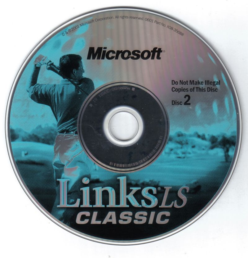 Links LS Classic Windows Media Disc 2/2