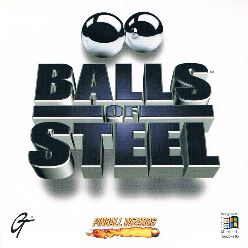 Balls of Steel Windows Other Jewel Case - Front
