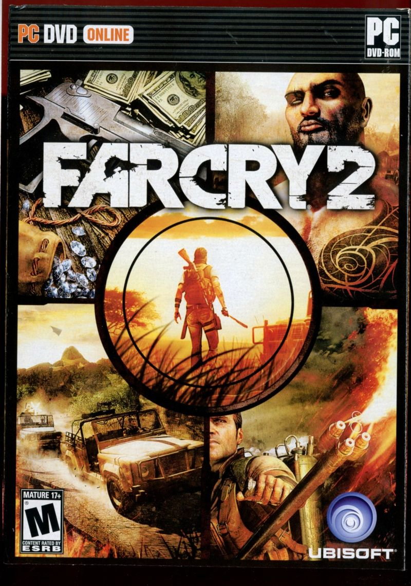 Far Cry 2 For Windows 2008 Mobygames