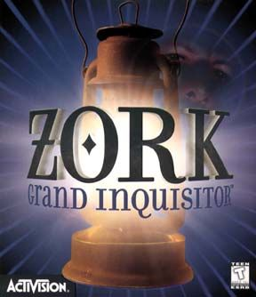 Zork: Grand Inquisitor Windows Front Cover