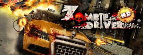 Zombie Driver HD Windows Front Cover
