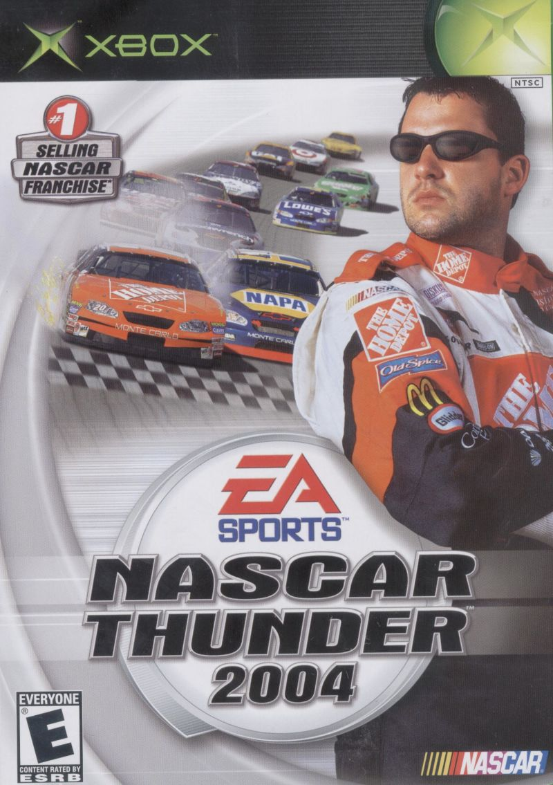 nascar thunder 2004 for playstation 2003 mobygames