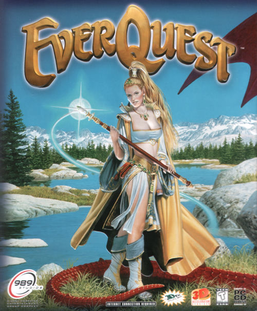 EverQuest Windows Front Cover