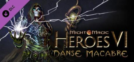 Might & Magic: Heroes VI - Danse Macabre Windows Front Cover
