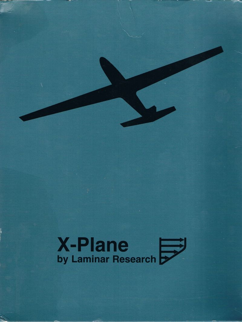 X-Plane 5 Macintosh Front Cover