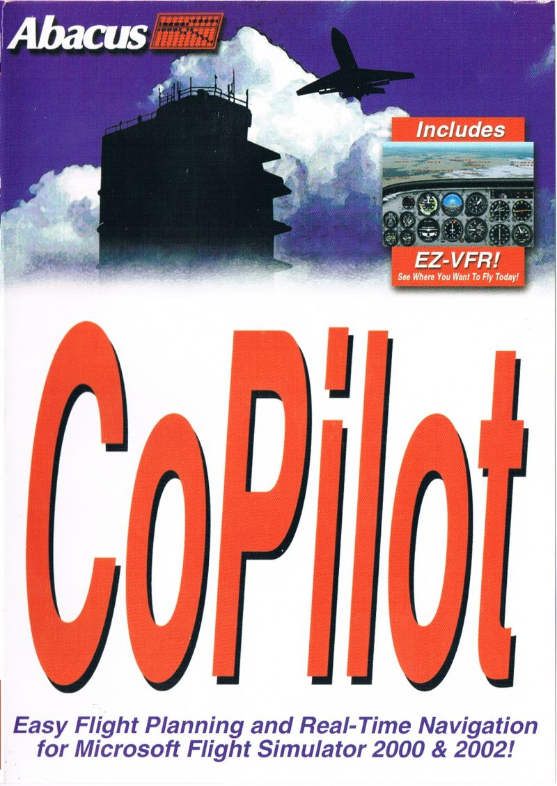 CoPilot Windows Front Cover