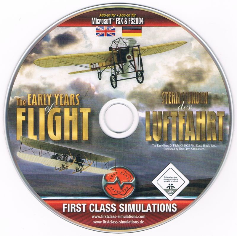 The Early Years of Flight Windows Media