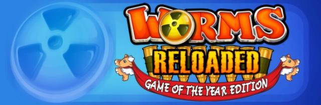 Worms Reloaded: Game of the Year Edition Windows Front Cover
