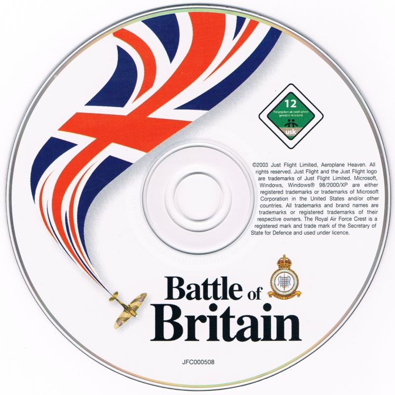 Battle of Britain Windows Media