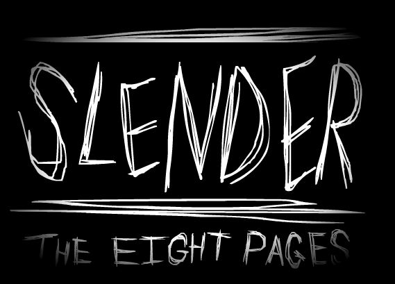 Slender: The Eight Pages Macintosh Front Cover