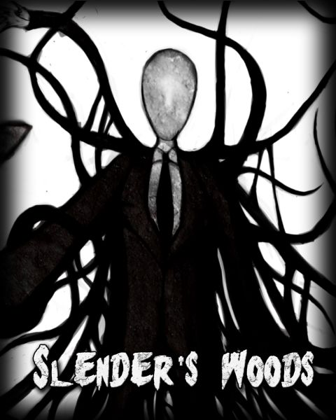 Slender's Woods Windows Front Cover