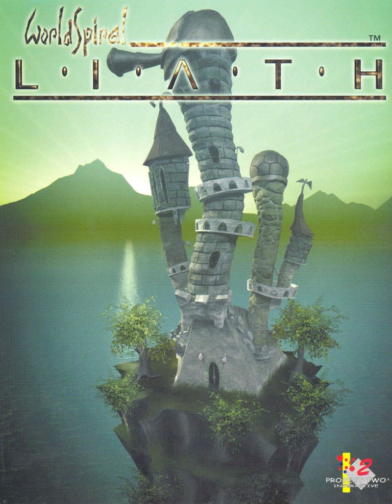 WorldSpiral: Liath Windows Front Cover