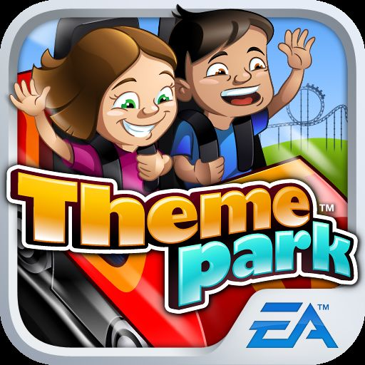 Theme Park Android Front Cover