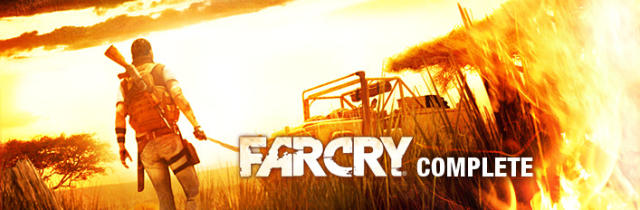 Far Cry: Complete Windows Front Cover