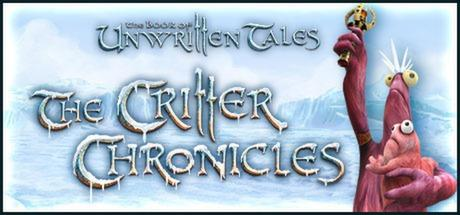 постер игры The Book of Unwritten Tales: The Critter Chronicles