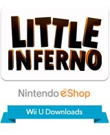Little Inferno Wii U Front Cover