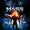 Mass Effect PlayStation 3 Front Cover