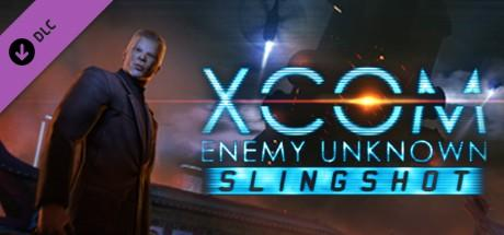 XCOM: Enemy Unknown - Slingshot Linux Front Cover