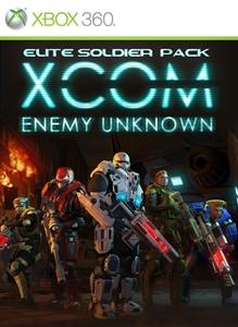 XCOM: Enemy Unknown - Elite Soldier Pack Xbox 360 Front Cover